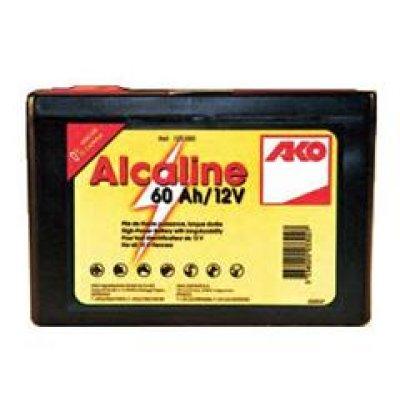 AKO Batterij Alkaline, 12Volt, 60Amp.