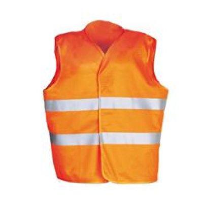 Signalisatievest oranje EN 471