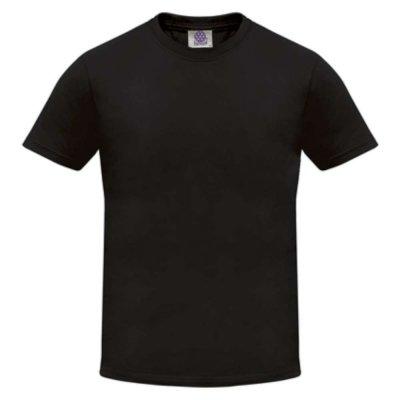 Santino t-shirt 145 gram zwart