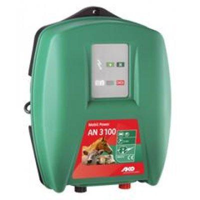 AKO Mobil Power AN3100 accuapparaat 12 Volt met GPS