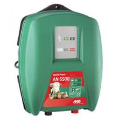AKO Mobil Power AN5500 accuapparaat 12 Volt met GPS