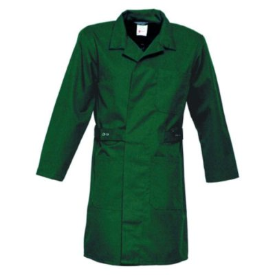 Stofjas 4024 Katoen/Polyester Havep groen