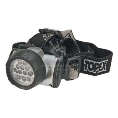 Topex Hoofdlamp 12 LED