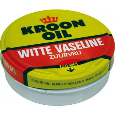 Kroon Oil Witte Vaseline Blik