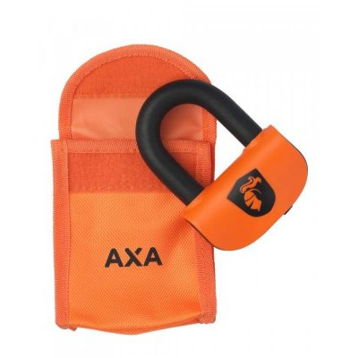 AXA Prodisc schijfremslot set ART 4 13 mm met reminder kabel