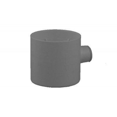 Nedco Condenswatervanger grijs 110mm