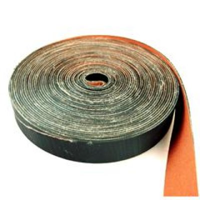 Boomband 4cm rubber/canvas 15m