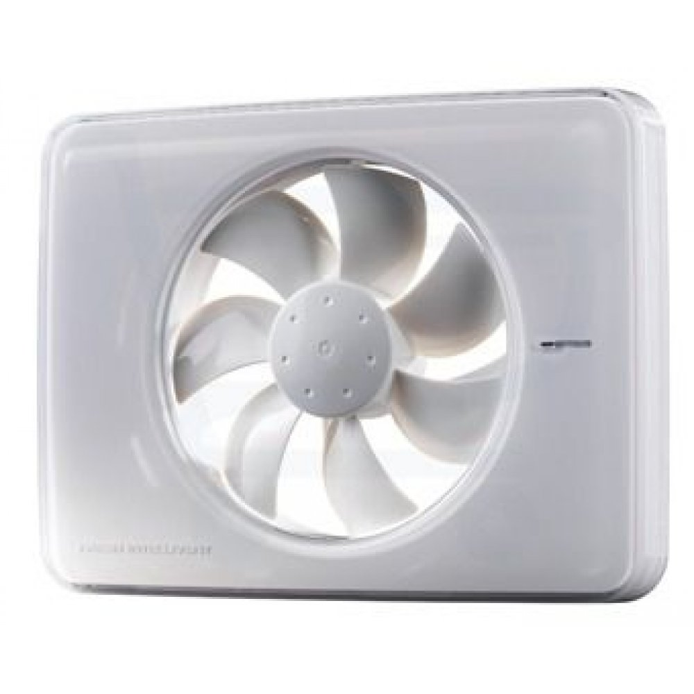 Nedco ventilator intellivent wit 22db 132m3 winkel goedkoop ...