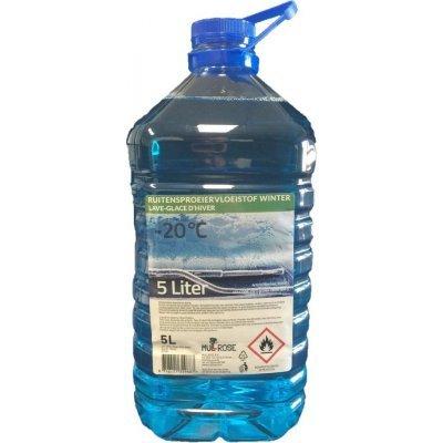 Mullrose Ruitensproeiervloeistof winter -20 graden 5 liter