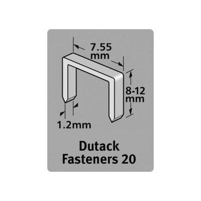 dutack nieten 20 12mm