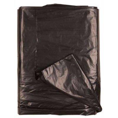 Afdekfolie zwart 4x5 meter