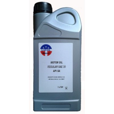 Latol 2 takt Olie 1 Liter