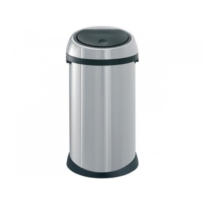 Brabantia Touch Bin 60 Liter mat steel