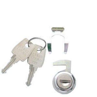 Brabantia brievenbusslot met 2 sleutels