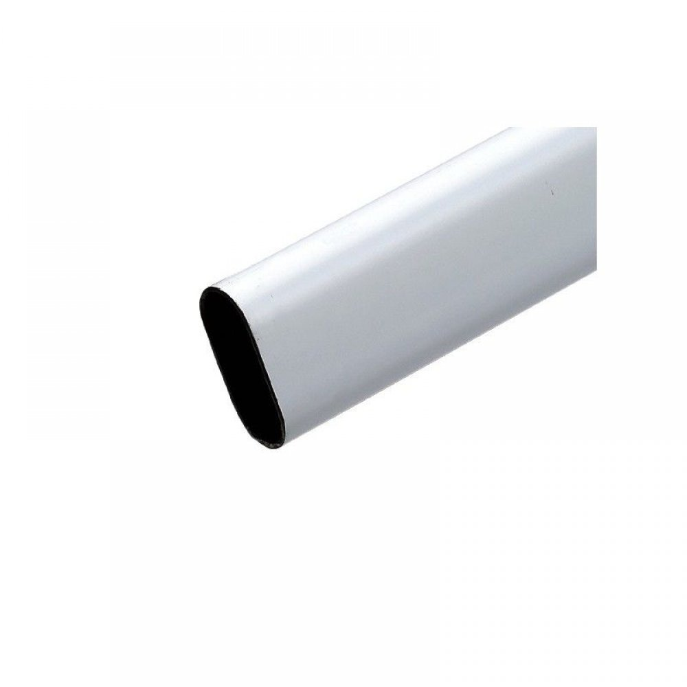 Storemax garderobestang wit 100cm winkel goedkoop for Garderobe querstange