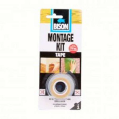 Bison montagetape 19mm 100cm