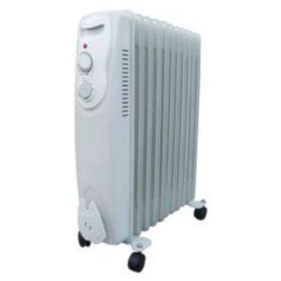 Profile oliegevulde radiator 2500 watt pr-113