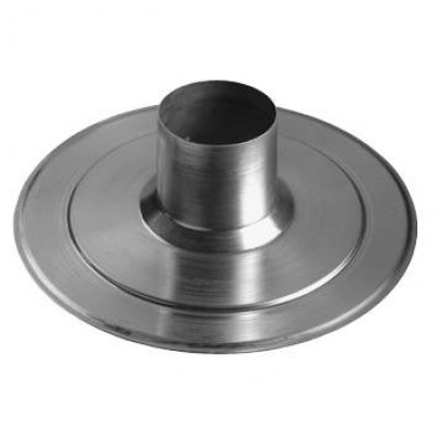 Ubbink aluminium plakplaat 131