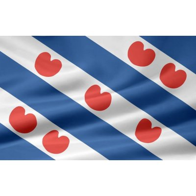 vlag friesland 225x150cm