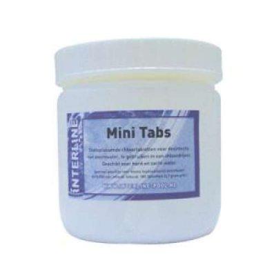zwembad mini quik tabletten