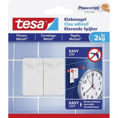 Tesa Klevende Spijker tegels en metaal 77762 2 kg