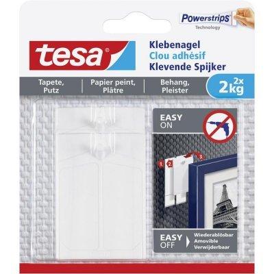 Tesa Klevende Spijker gevoelige oppervlakken 77776 2 kg