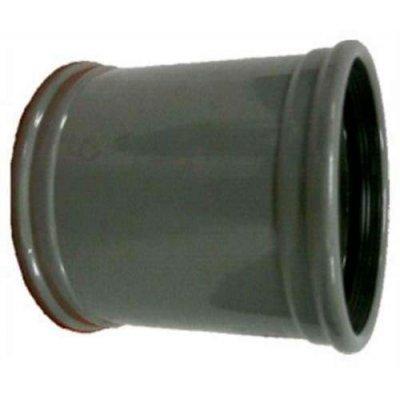 Dyka pvc steekmof 200mm manchetverbinding