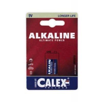 Calex batterij blok 9 Volt