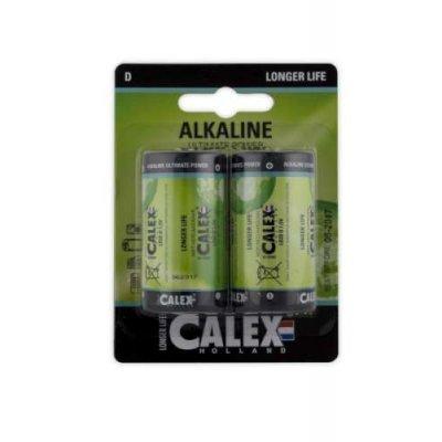 Calex batterij grote staaf D 1.5 volt