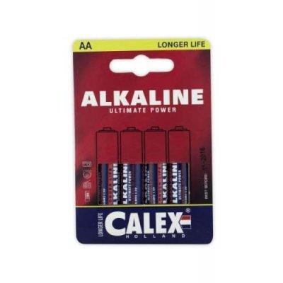 Calex batterij penlite AA 1.5 Volt4 Stuks
