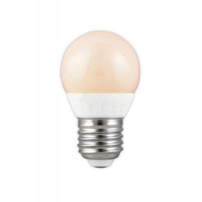 Calex LED kogellamp 240 volt 3 watt e27 flame