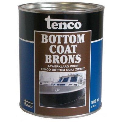 Touwen Tenco Bottomcoat onderwatercoating brons 750ml