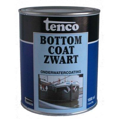 Touwen Tenco Bottomcoat onderwatercoating zwart 750ml