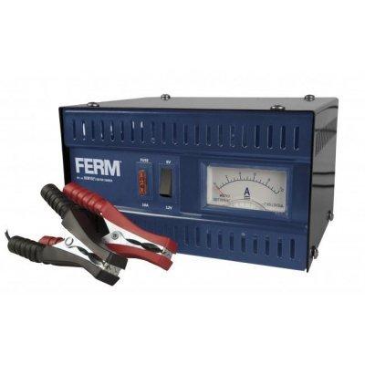 Ferm Acculader 6 Volt en12 Volt 5 ampere BCM1021