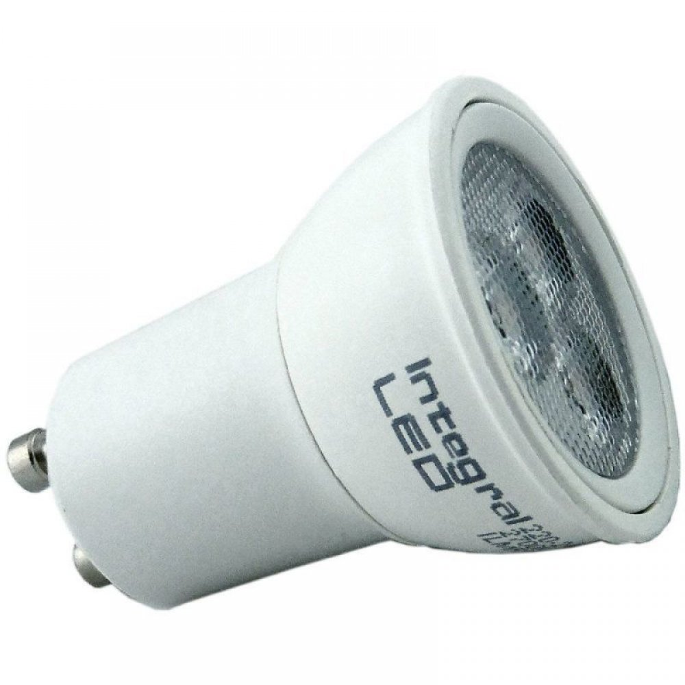 V-TAC Ledlamp GU10 mr11 35mm 3 watt 230 volt