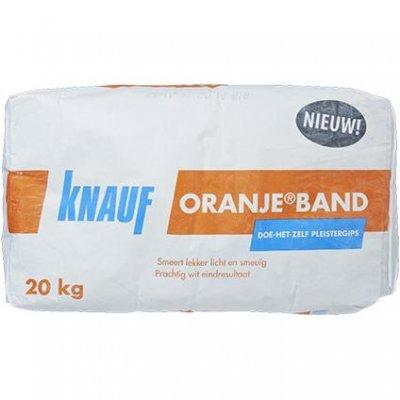 Knauf oranjeband 20kg