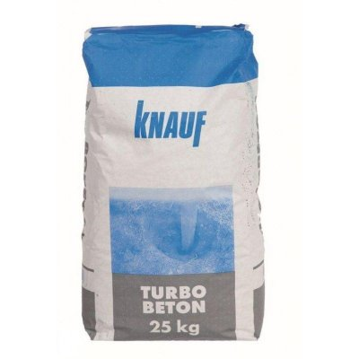 Knauf Turbo beton 25kg Kant en Klaar