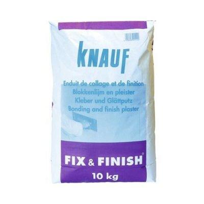 KNAUF Fix en Finish zak 10kg