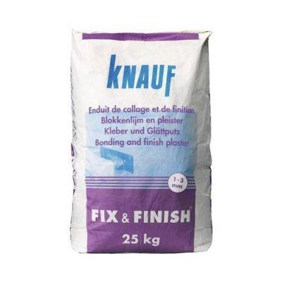 KNAUF Fix en Finish zak 25kg