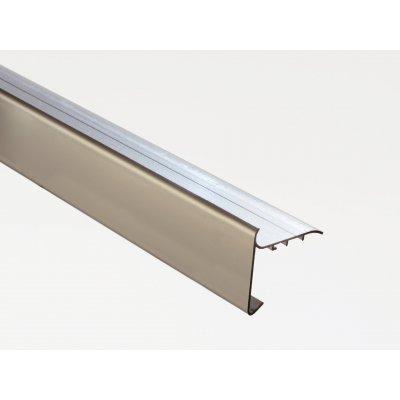 Aluminium Daktrim 35x35mm 200cm