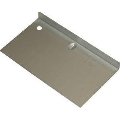 Aluminium Daktrimklangen 45x45mm