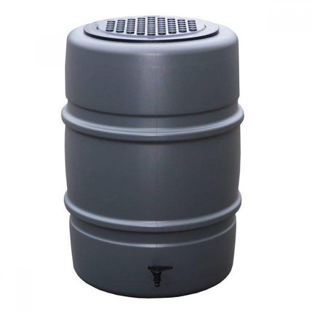 Harcostar Regenton compleet 168 liter Antraciet