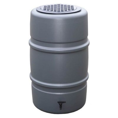 Harcostar Regenton compleet 227 liter Antraciet