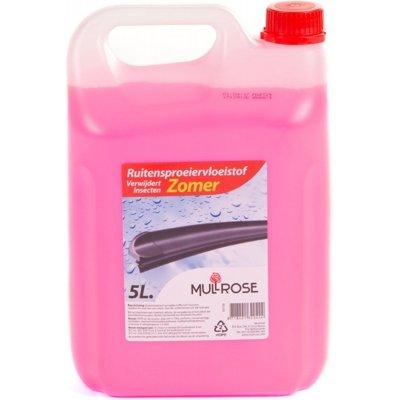 Mullrose ruitensproeiervloeistof zomer 5 liter