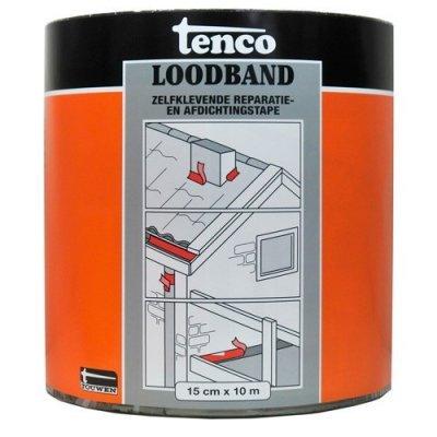 Tenco Loodband Afdichtingsband 15cm 10 meter