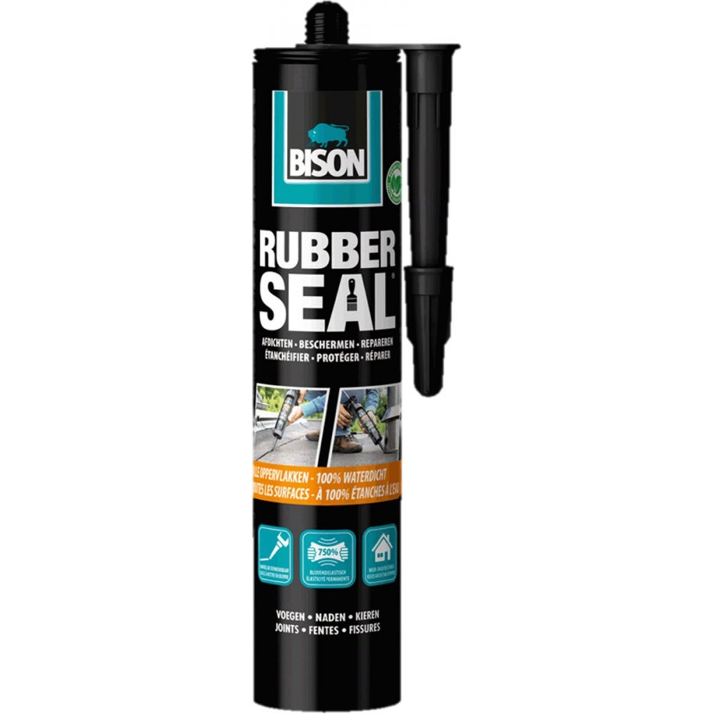 Bison Rubber Seal reparatiekit 310ml