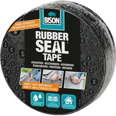 Bison Rubber Seal Reparatietape 7.5cm 5 Meter