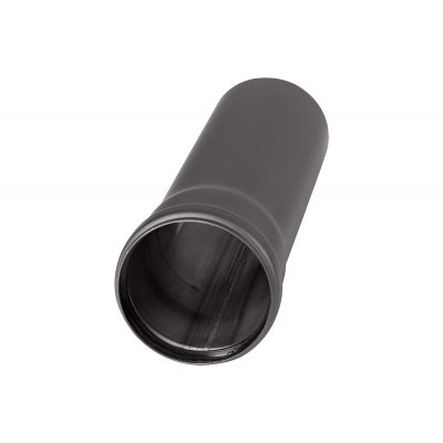 Nedco Pelletkachel Pijp 80mm 100cm Zwart