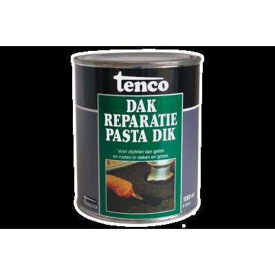 Tenco Dakreparatiepasta Extra Dik Zwart 1000ml
