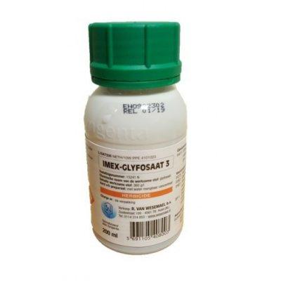 Imex Glyfosaat 3 360GR/L 200ml